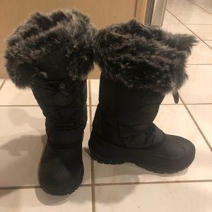 Kamik girls snow boots